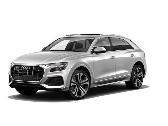 2019 Audi Q8 Premium Plus Premium Plus 55 TFSI quattro