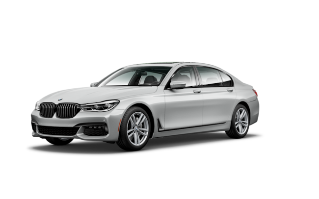 2019 BMW 750i xDrive Car