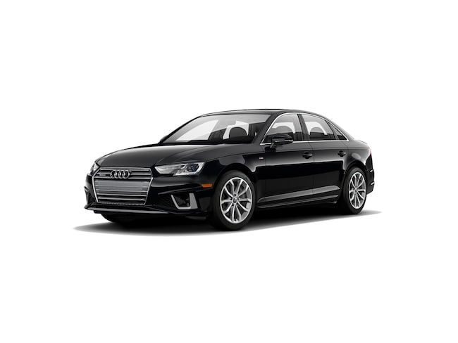 New 2019 Audi A4 2.0T Premium Sedan Mohegan Lake