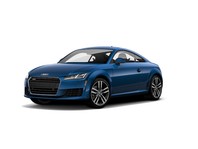 New 2018 Audi TT 2.0T Coupe Los Angeles County California