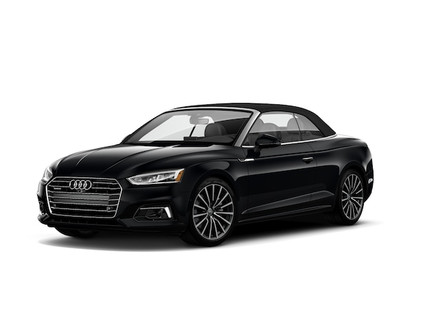 New 2019 Audi A5 2.0T Prestige Cabriolet For Sale in McKinney, TX