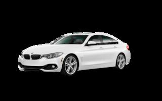2017 BMW 430i w/SULEV Gran Coupe