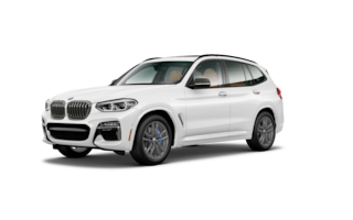 new 2018 BMW X3 M40i SUV for sale near Worcester