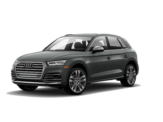 New 2018 Audi SQ5 3.0T Prestige SUV For Sale Lubbock, TX
