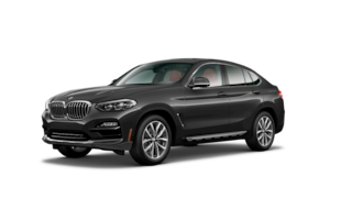 New 2019 BMW X4 Xdrive30i SUV in Erie, PA
