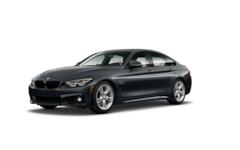 2019 BMW 430i Gran Coupe 8 speed automatic