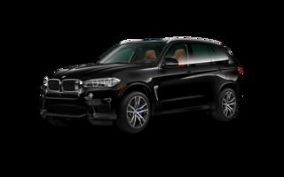 2017 BMW X5 M Sports Activity Vehicle SAV