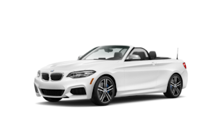 2018 BMW M240i Convertible WBA2N1C55JVC28023