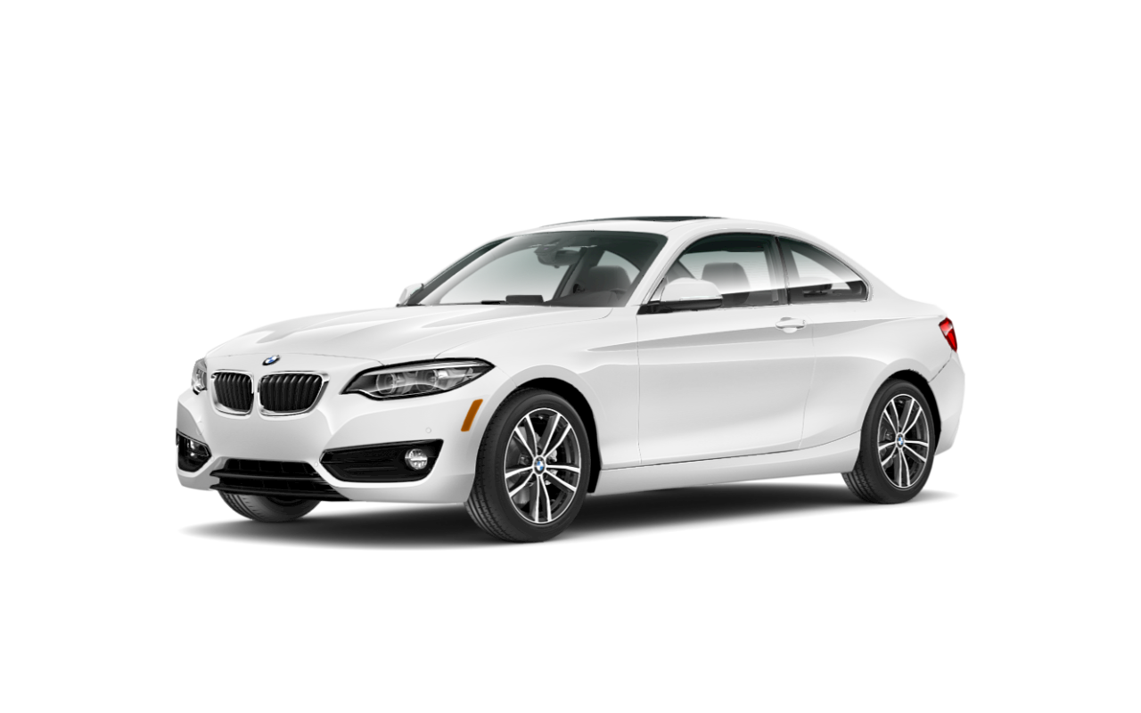 New 2019 Bmw 230i Xdrive Coupe Alpine White For Sale In
