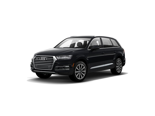 New 2019 Audi Q7 3.0T Premium Plus SUV WA1LAAF74KD003140 Near Los Angeles