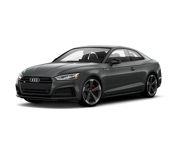 New 2019 Audi S5 3.0T Premium Plus Coupe For Sale in Houston, TX
