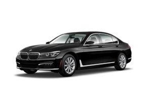 New 2018 BMW 740i xDrive Sedan