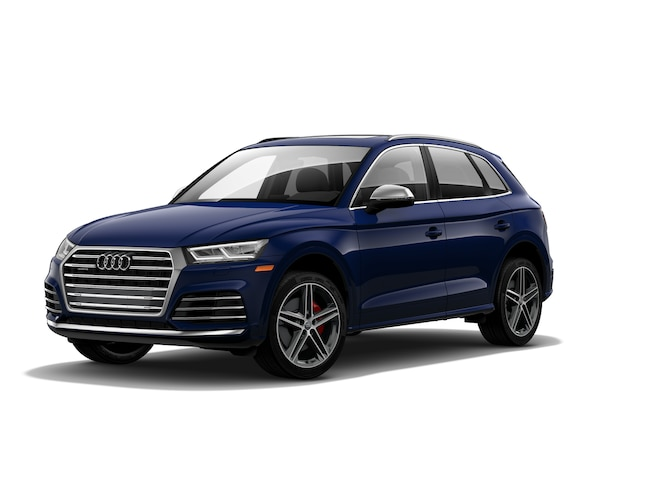 New 2019 Audi SQ5 Premium Plus Sport Utility Vehicle in Cary near Raleigh, NC