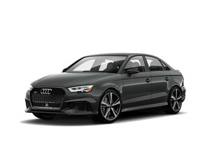 New 2018 Audi RS 3 2.5T Sedan for sale in Rockville, MD