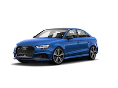 New 2018 Audi RS 3 2.5T Sedan A5584 for sale near Williamsport, PA, at Audi State College