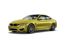 2018 BMW M4 Coupe Manual