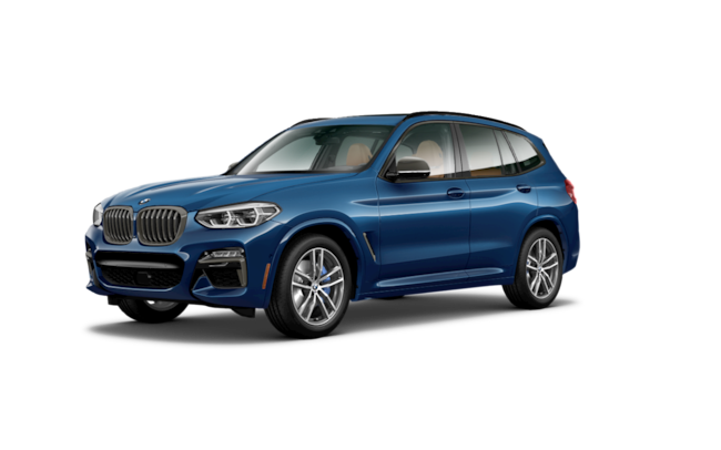 New 2018 BMW X3 SUV Seattle, WA