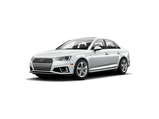 2019 Audi A4 2.0T Premium Quattro Sedan