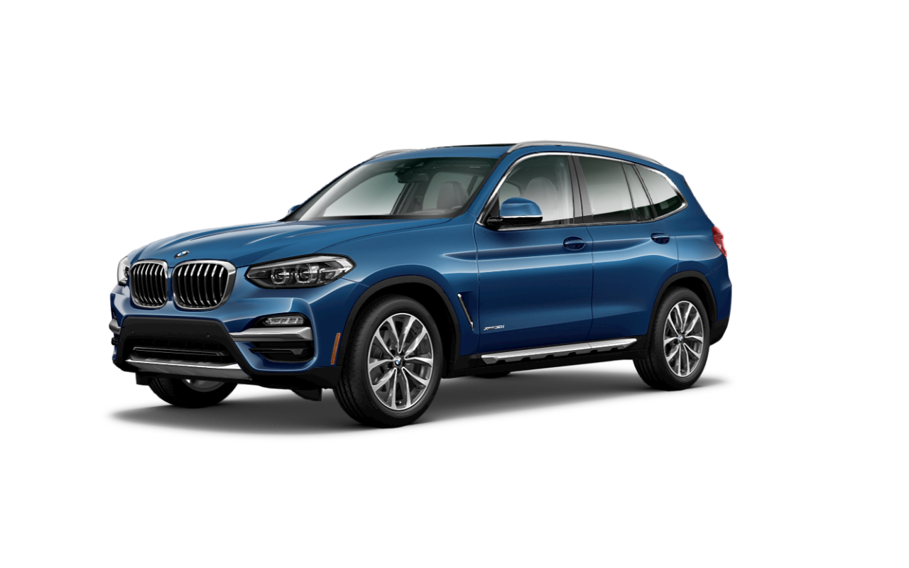 New 2018 BMW X3 xDrive30i SUV Burlington, Vermont