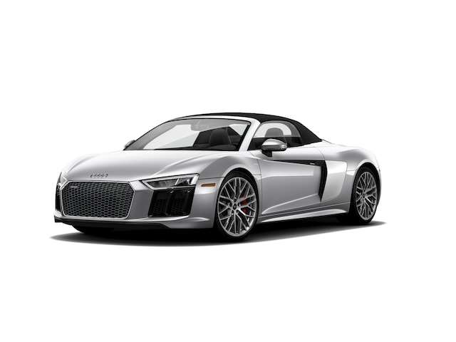2018 Audi R8 5.2 V10 Spyder For Sale in Beverly Hills, CA