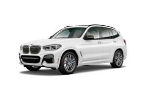 New 2018 BMW X3 M40i SAV in Erie, PA