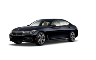 New 2019 BMW 740i Sedan for sale in Torrance, CA at South Bay BMW