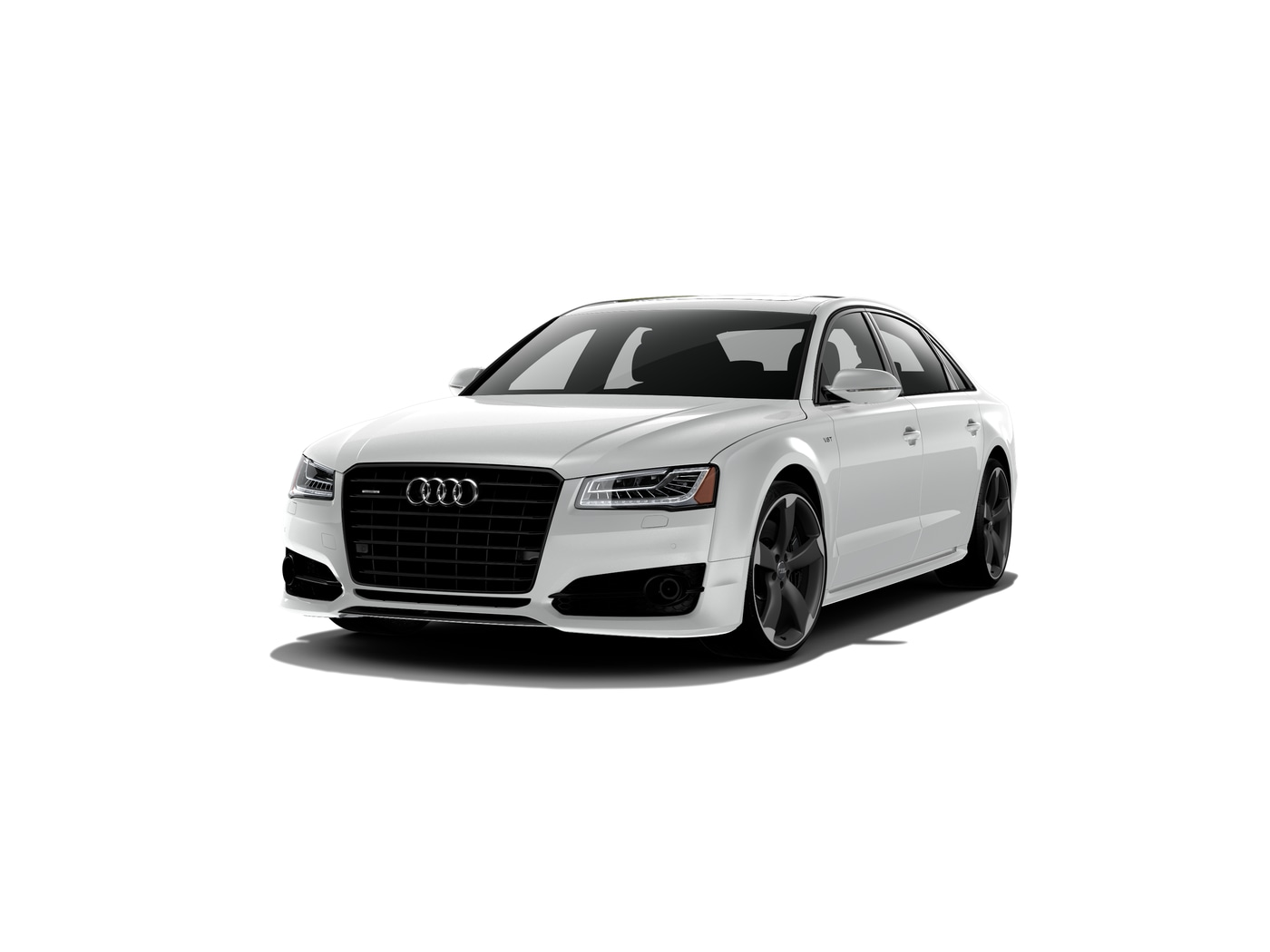 2018 Audi A8 L 3.0T Sedan