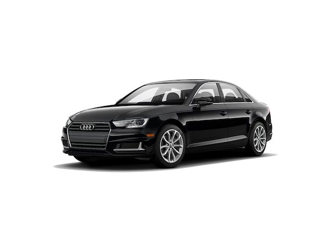New 2019 Audi A4 2.0T Premium Sedan WAUGMAF4XKA010550 Near Los Angeles