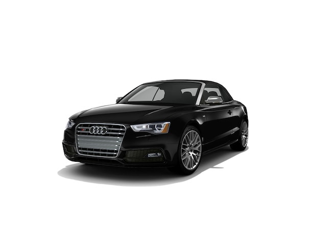 New 2016 Audi S5 3.0T Premium Plus (S tronic) Cabriolet near Smithtown, NY