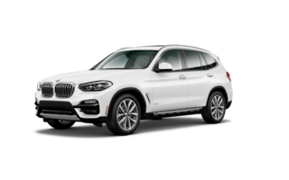 New 2018 BMW X3 xDrive30i SAV WD62707 near Rogers, AR