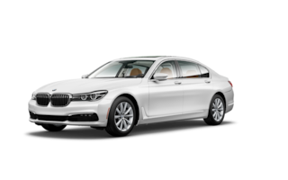 2018 BMW 7 Series 740i Xdrive Sedan