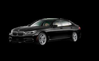 New 2018 BMW 750i 750i Sedan WBA7F0C52JGM23429 for Sale in North Kinston, NC