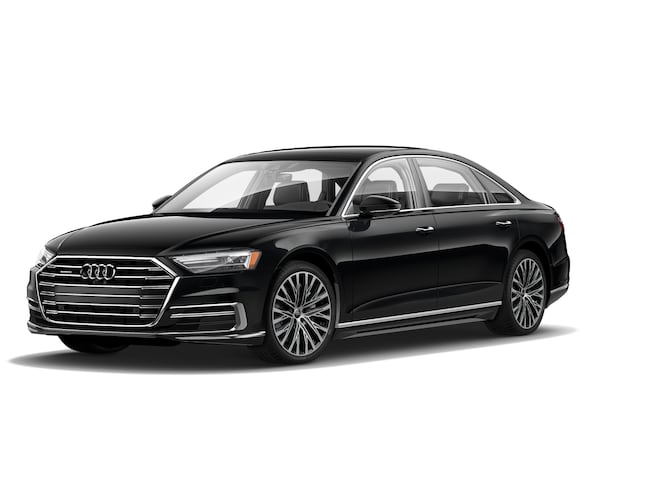 New 2019 Audi A8 L 3.0T Sedan WAU8DAF86KN009525 Near Los Angeles