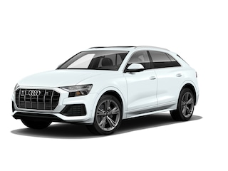 New 2019 Audi Q8 3.0T Premium Plus SUV for sale in Danbury, CT