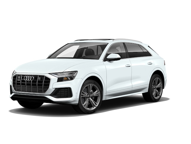 New 2019 Audi Q8 3.0T Premium Plus SUV near Smithtown, NY
