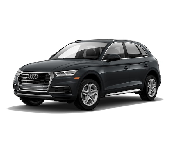 New 2018 Audi Q5 2.0T Tech Premium SUV Mohegan Lake