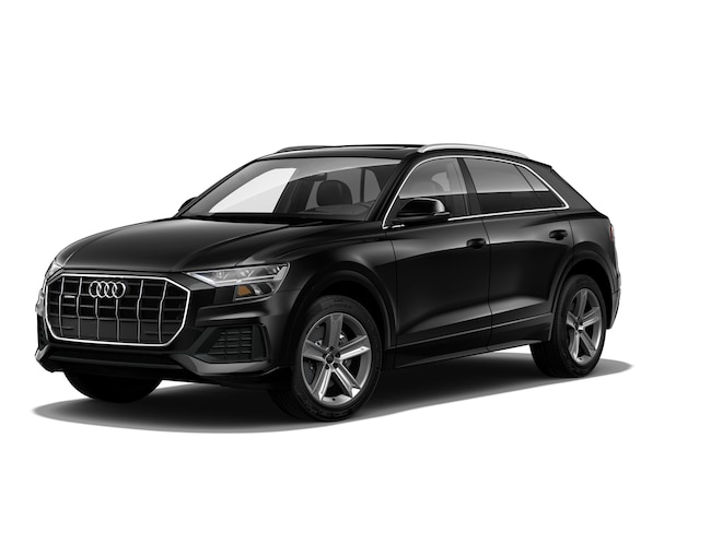 New 2019 Audi Q8 3.0T Premium SUV WA1AVAF10KD009928 Near Los Angeles