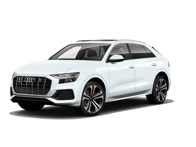 New 2019 Audi Q8 3.0T Premium Plus SUV in Chattanooga