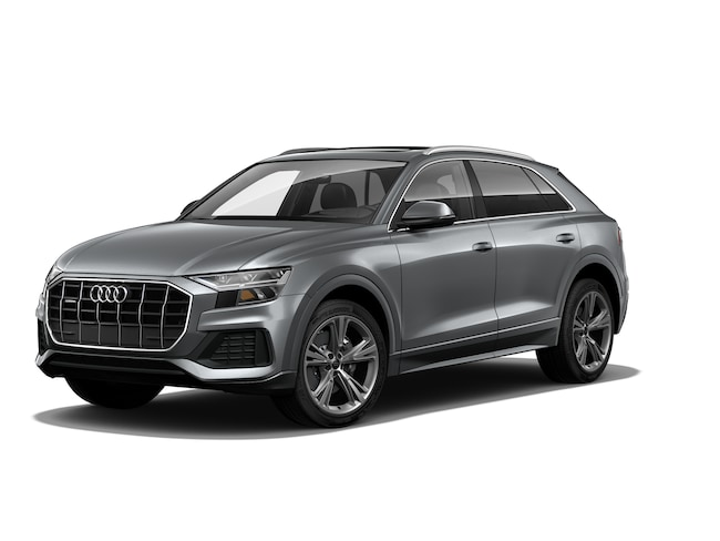 New 2019 Audi Q8 3.0T Premium SUV WA1AVAF18KD017405 Near Los Angeles