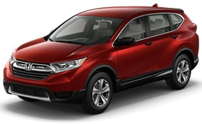 2018 Honda CR-V Lease Deal