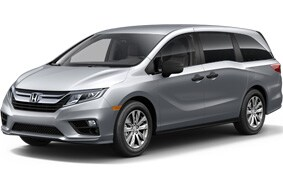 2019 Honda Odyssey Finance Deal