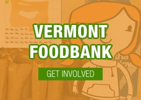 Help Support the Vermont  Foodbank