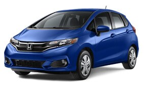 2018 Honda Fit Finance Deal