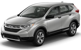 2018 Honda CR-V Finance  Deal