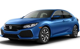 2018 Honda Civic  Hatchback Finance Deal