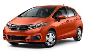 2018 Honda Fit Lease Deal