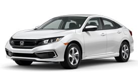 2020 Honda Civic Sedan Lease Deal