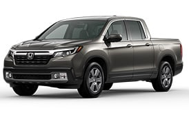 2020 Honda Ridgeline Finance Deal