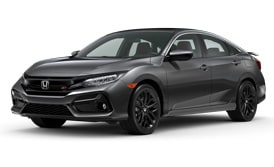 2020 Honda Civic Si Sedan Finance  Deal