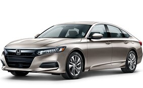 2018 Honda Accord  Sedan Finance Deal